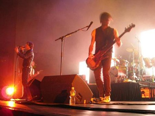 Our Lady Peace at the Pageant. Read Shae Moseley's review of the show. - PHOTO: SHAE MOSELEY