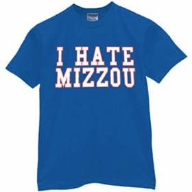 Or, rather, je déteste Mizzou. - IMAGE VIA