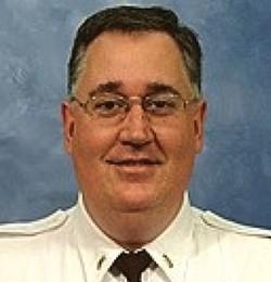 Lt. Patrick Hayes.