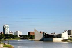 Wichita, a true metropolis. - FLICKR.COM/PHOTOS/CHRISM70