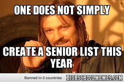 A recent entry on Ladue Horton Watkins High School's meme page. - HSMEMES.COM