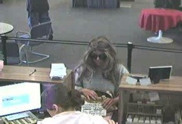 """This """"individual"""" robbed a South County bank yesterday."""