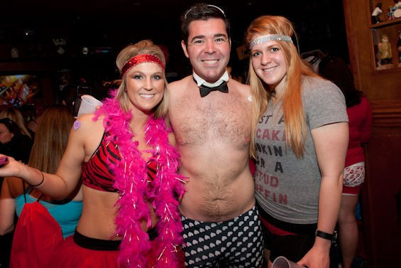 SLIDESHOW: CUPID'S UNDIE RUN IN ST. LOUIS
