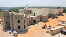 Pensmore's concrete walls are said to be tornado-proof. - PENSMORE.COM