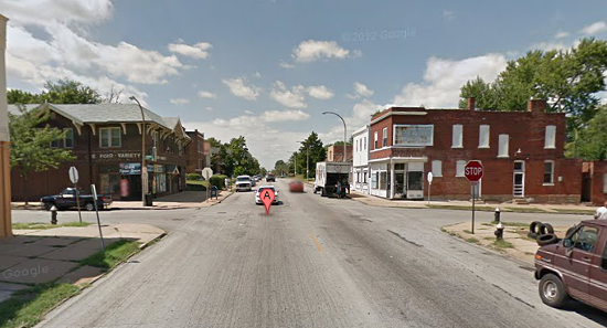 Harney Avenue and Union Boulevard, near where the shooting took place. - GOOGLE MAPS