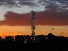 A Granite City sunrise. - FLICKR.COM/PHOTOS/COTTERGARAGE