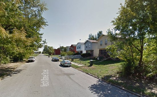 The 2500 block of North Market Street in St. Louis. - GOOGLE MAPS