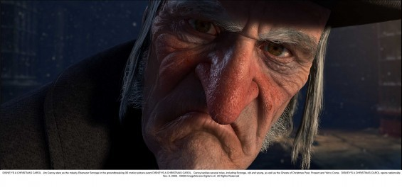 Ebenezer Scrooge: Brought to you by the same author who created the notoriously cringe-worthy Jewish stereotype, Fagin.