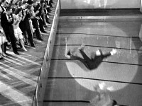 George Bailey, in a more classic high school pool prank
