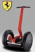 It's cool to drive a Ferrari...Segway?