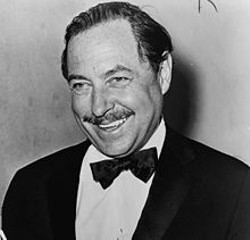 Tennessee Williams. - VIA