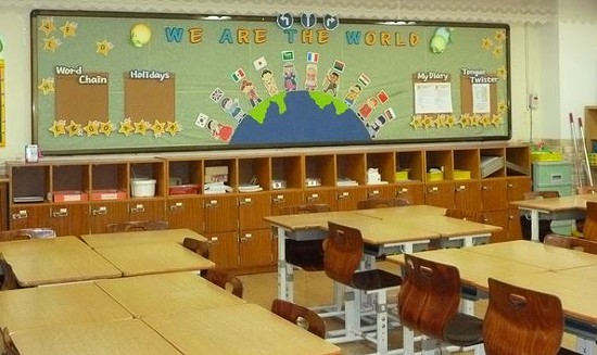 A Republican lawmaker wants to make classrooms fair game for God. - FLICKR/KNITTYMARIE