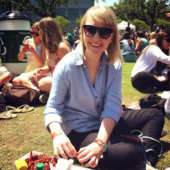 Katie Lentz. - FACEBOOK PHOTO