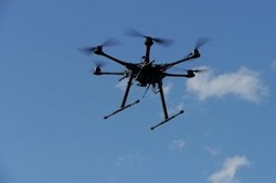 One example of a drone being marketed toward journalists. - AVROBOTICS.CA