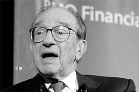 Alan Greenspan could probably explain this all much better than I am.
