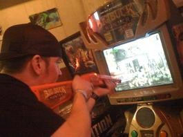 Deer hunting in the St. Louis 'burbs isn't confined to Big Buck Hunter. - IMAGE VIA