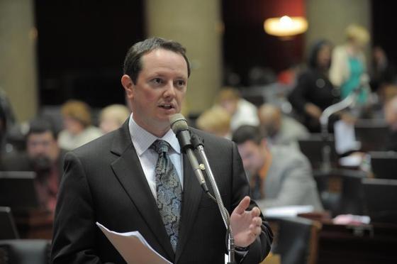 Representative Eric Burlison - VIA FACEBOOK