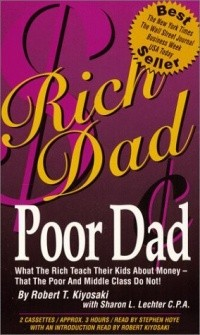 Rich Dad, Poor Dad seminars offer get-rich advice -- but left Shawn Moody significantly poorer.