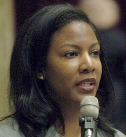 St. Louis Treasurer Tishaura Jones. - VIA
