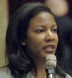 St. Louis Treasurer Tishaura Jones. - VIA
