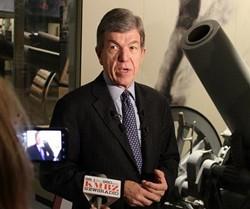 Senator Roy Blunt - VIA FACEBOOK