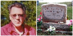 Stephen Vodde and his future resting place. - OBITUARY AND GRAVEYARD DATABASE