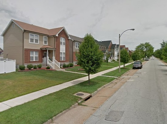 Lafayette Avenue in Botanical Heights. - VIA GOOGLE MAPS