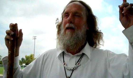 Neal Thompson, aka Jesus Christ