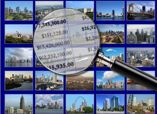 Transparency in City Spending report.