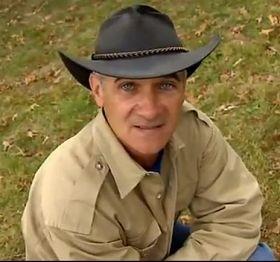 Stew Clark, developer of the Deadset Mole Trap and mole expert.