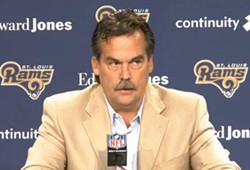 """Following yesterday's loss, Fisher said the Rams will """"move on."""" But to where?"""