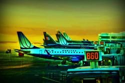 Planes at Denver International Airport. - PAWPAW67 ON FLICKR