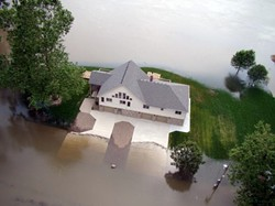 Flooding is the Missouri River's great ailment. - USACE