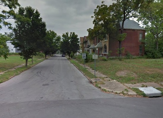 Burd Avenue. - VIA GOOGLE MAPS