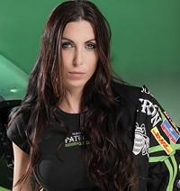 Alexis DeJoria: Beautiful hair is a given, but a lead foot?