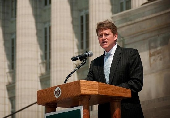 Missouri Attorney General Chris Koster, vocal critic of the legislation - VIA FACEBOOK