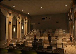 A peek inside Chesterfield's new movie palace