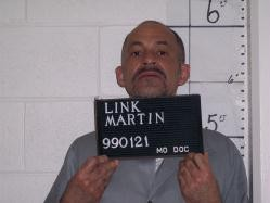 Martin Link: Linked to a brutal crime. - MISSOURI DEPARTMENT OF CORRECTIONS