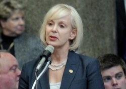Representative Stacey Newman - VIA