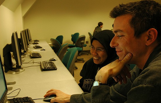 Launchcode matches aspiring computer programmers with jobs. - WONDERLANE VIA FLICKR