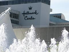 Hallmark headquarters in Kansas City - FLICKR.COM/PHOTOS/PEACHSMACK