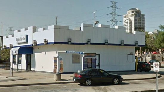 White Castle on South Broadway, - GOOGLE MAPS