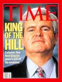 Newt Gingrich is making the rounds in Missouri this week.