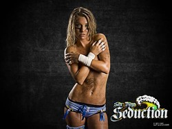 The Lingerie Football League is all about the football, man. - LFLUS.COM