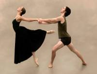 Members of the Nashville Ballet in action.