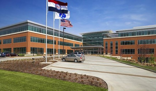 Express Scripts is St. Louis' largest company -- by far.