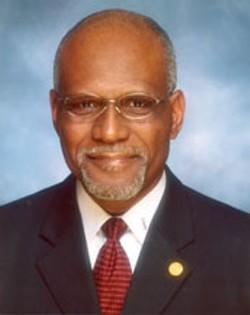 County Executive Charlie Dooley.