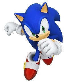 Sonic the Hedgehog - COURTESY OF SEGA