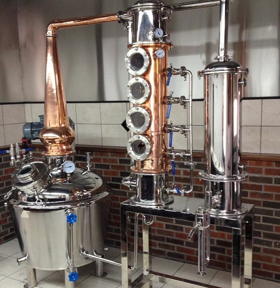 Pinckney Bend Distillery. - VIA FACEBOOK