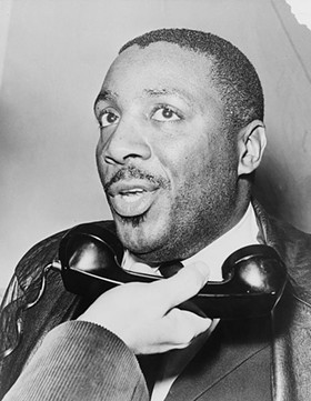 Dick Gregory in 1964. - LIBRARY OF CONGRESS